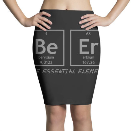 Beer  Element Pencil Skirts Designed By H3lm1
