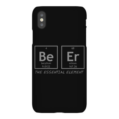 Beer  Element Iphonex Case Designed By H3lm1