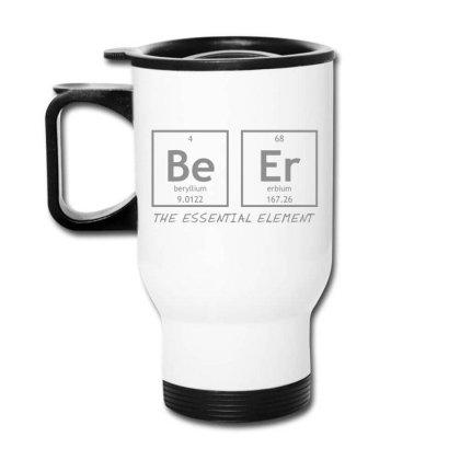 Beer  Element Travel Mug Designed By H3lm1