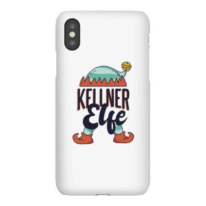 Elf Waiter Iphonex Case Designed By Dirjaart