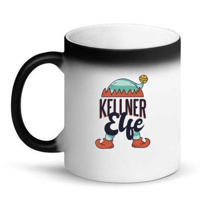 Elf Waiter Magic Mug Designed By Dirjaart