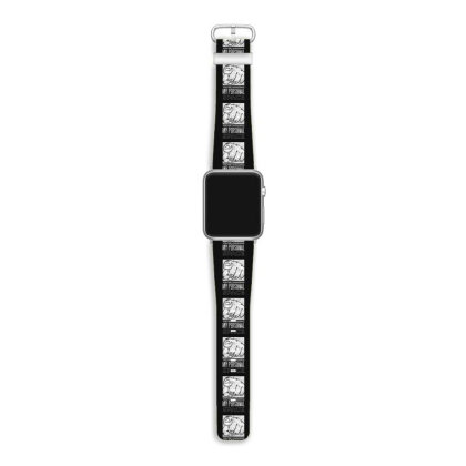 Ersonal Space Apple Watch Band Designed By Dirjaart
