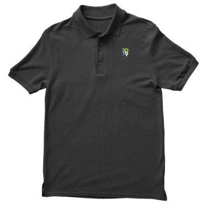 Enjoying Life Men's Polo Shirt Designed By Dirjaart