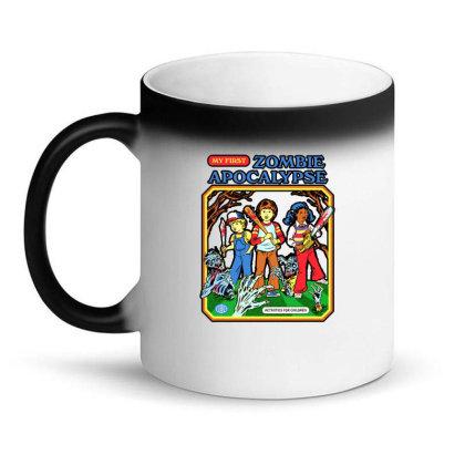 Zombie Apocalypse Magic Mug Designed By Katoni