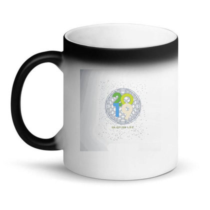 Enjoying Life Magic Mug Designed By Dirjaart