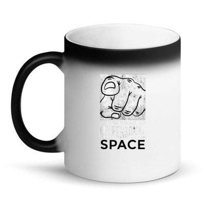Ersonal Space Magic Mug Designed By Dirjaart