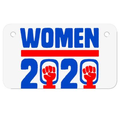 Women 2020 Motorcycle License Plate Designed By Katoni