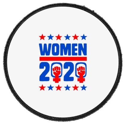 Women 2020 Round Patch Designed By Katoni