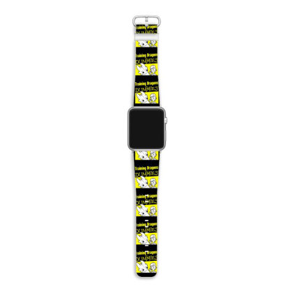 Training Dragons For Dummies Apple Watch Band Designed By Katoni
