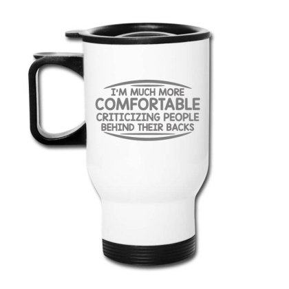 Behind  Backs Travel Mug Designed By H3lm1