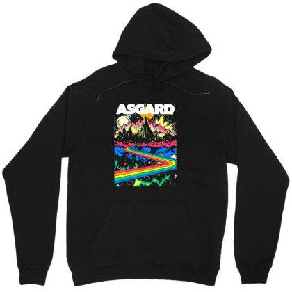 Visit Asgard Land Unisex Hoodie Designed By Katoni