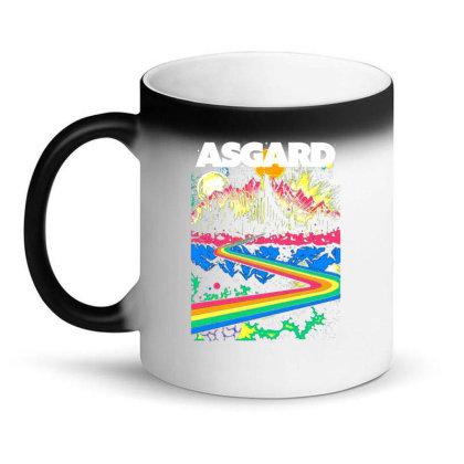Visit Asgard Land Magic Mug Designed By Katoni