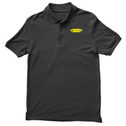 Asimov Rules Men's Polo Shirt Designed By Sr88