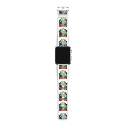 Exotic Beach Apple Watch Band Designed By Dirjaart