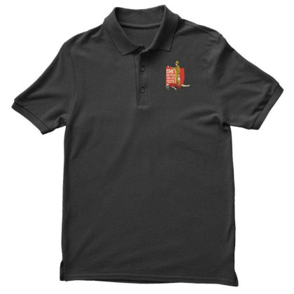 Exorcism Men's Polo Shirt Designed By Dirjaart