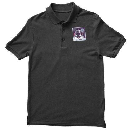 Ew, People! Astronaut Men's Polo Shirt Designed By Dirjaart
