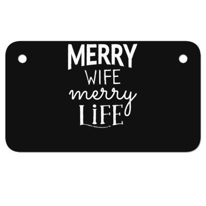Family Life Motorcycle License Plate Designed By Dirjaart
