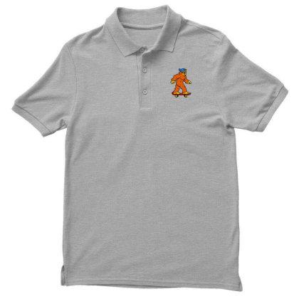 Skatesquatch Men's Polo Shirt Designed By Sr88