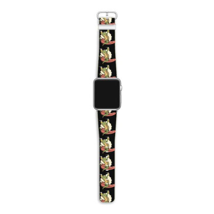 Fly Taco Apple Watch Band Designed By Dirjaart
