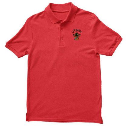 Utinn Men's Polo Shirt Designed By Sr88