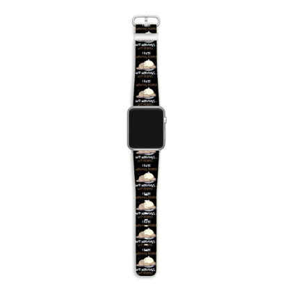 Totoro I Hate Morning People Apple Watch Band Designed By Oyler