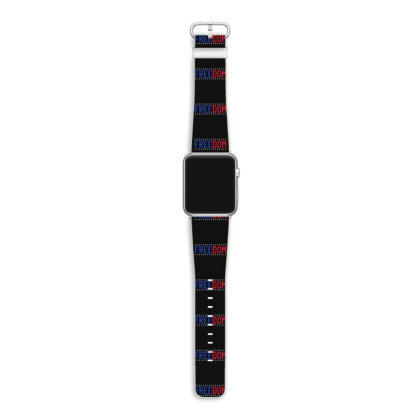 Freedom Apple Watch Band Designed By Dirjaart