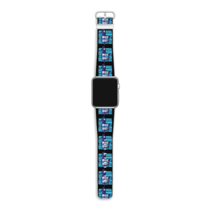 Funny Gaming Parody Apple Watch Band Designed By Dirjaart