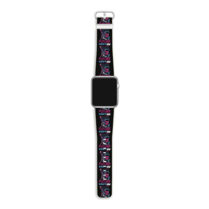 Future Now Apple Watch Band Designed By Dirjaart
