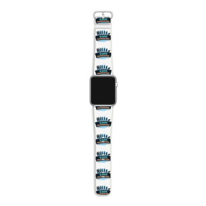 Funny Weekend Apple Watch Band Designed By Dirjaart