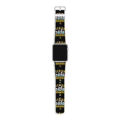 Senior Class Of 2020 Quarantine Graduation Toilet Paper Apple Watch Band Designed By Kakashop
