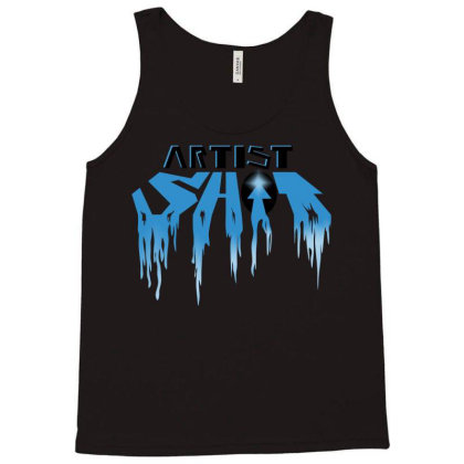 Artist Shot Lens Tank Top Designed By Mysticalbrain