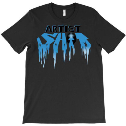 Artist Shot Lens T-shirt Designed By Mysticalbrain