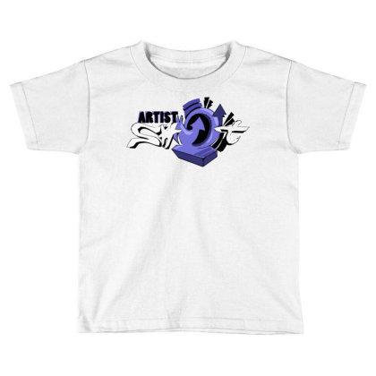 Artist Shot Time Toddler T-shirt Designed By Mysticalbrain