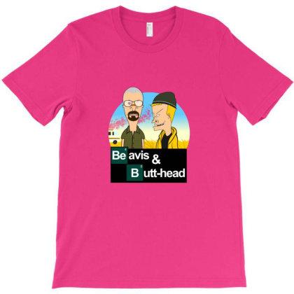 Breaking Beavis T-shirt Designed By Asatya