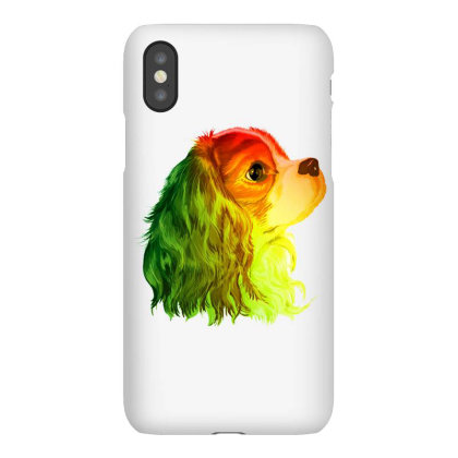 Cavalier King Charles Spanie Lgbt Iphonex Case Designed By Gurkan