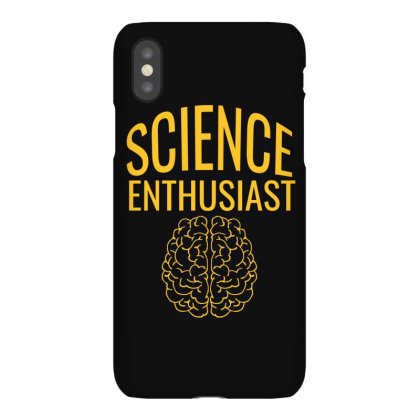 Science Enthusiast Iphonex Case Designed By Cypryanus