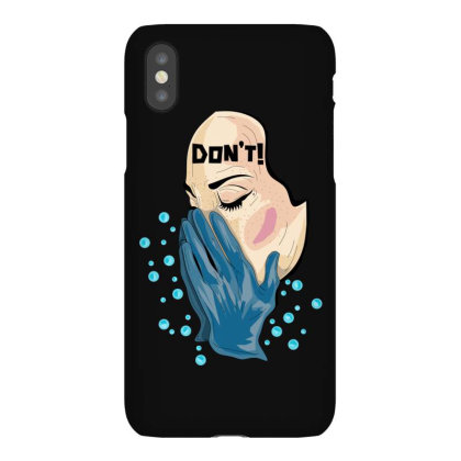 Dont Iphonex Case Designed By Mysticalbrain