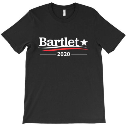 Bartlet 2020 T-shirt Designed By Green Giant