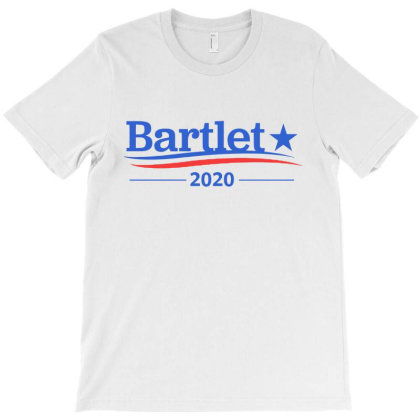 Bartlet 2020 President T-shirt Designed By Green Giant