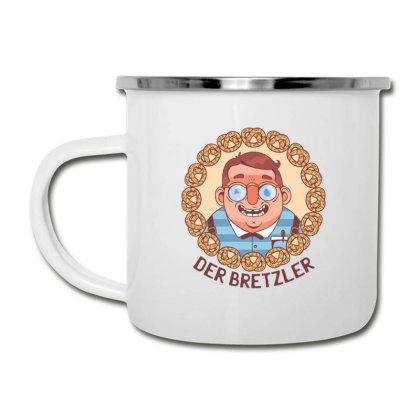 Pretzels Nerd German Camper Cup Designed By Dirjaart