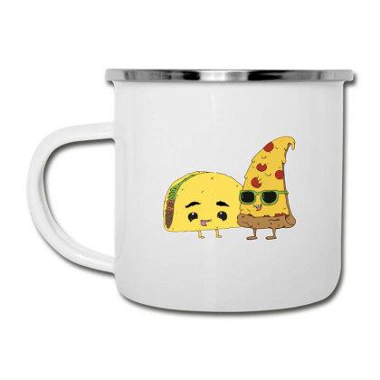 Bffs (best Foods Forever) Camper Cup Designed By H3lm1