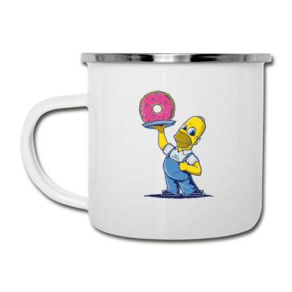 Big Homer Camper Cup Designed By H3lm1