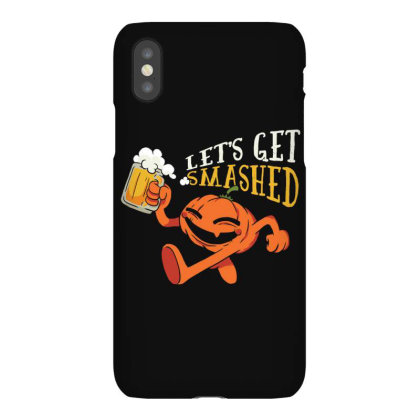 Pumpkin Beer Iphonex Case Designed By Dirjaart