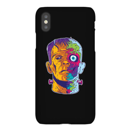 Psychedelic Frankenstein Iphonex Case Designed By Dirjaart