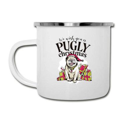 Pugly Christmas Camper Cup Designed By Dirjaart