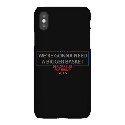 Bigger  Basket Iphonex Case Designed By H3lm1