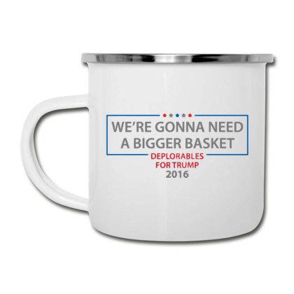 Bigger  Basket Camper Cup Designed By H3lm1