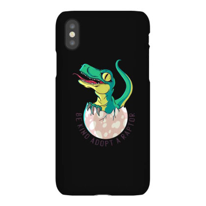 Raptor Iphonex Case Designed By Dirjaart