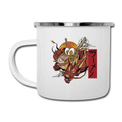 Ramen Dragon Camper Cup Designed By Dirjaart