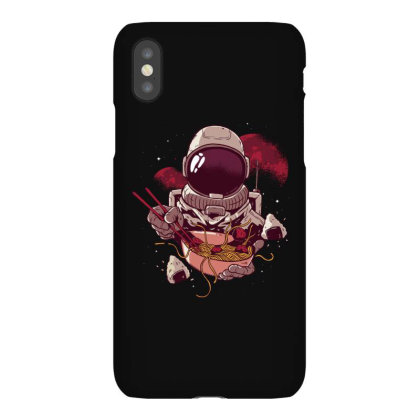 Ramen Astronaut Iphonex Case Designed By Dirjaart